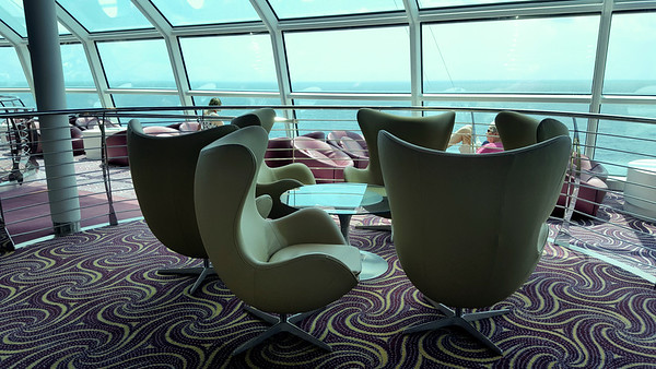 Sky Lounge another seating area