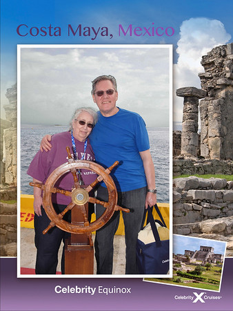 Our second stop on the cruise was Costa Maya Mexico