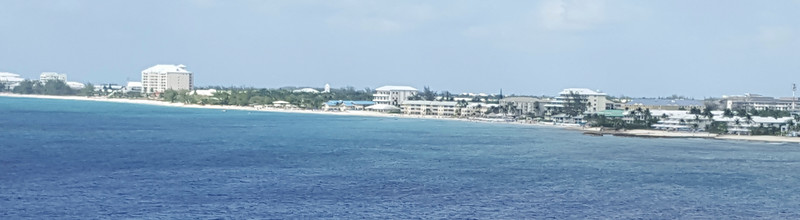 View of Cozumel Mexico
