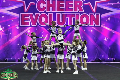 Kingston Elite All-Star Cheerleading Pearl Mini 1