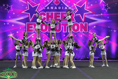 Kingston Elite All-Star Cheerleading Rose Yth Sm 1