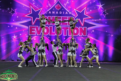 Kingston Elite All-Star Cheerleading Royal Int'l Op Sm Coed 5