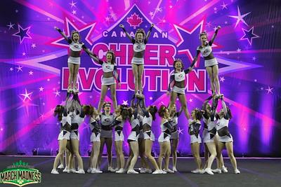 Kingston Elite All-Star Cheerleading Sapphire Senior 2