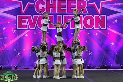 Kingston Elite All-Star Cheerleading Sky Mini 1
