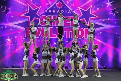 Kingston Elite All-Star Cheerleading Steel Junior Small 3