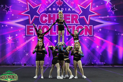 Pegasus Cheer Athletics Electric Youth Small 1
