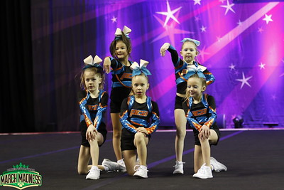 Pegasus Cheer Athletics Flare Mini 1