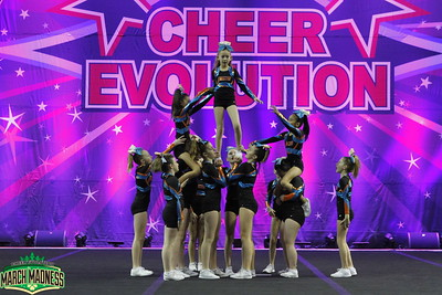 Pegasus Cheer Athletics Velocity Junior 1