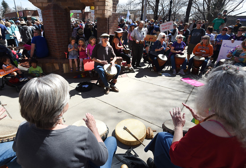 March for Our Lives in Longmont