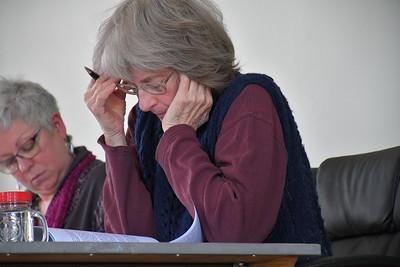DSC_7664_Alice Rydjeski, assistant to the town clerk