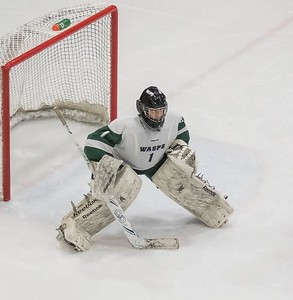Henry Greene had 18 saves in the championship contest