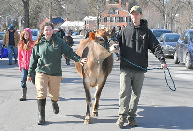 DSC_0971 emily surrell and matt Deome, of Billings Farm, with Bisquick