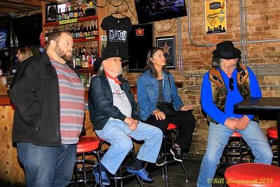 Dick Damron  - Global Nashville 2018 0421