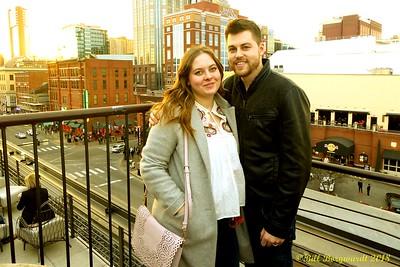 Ryan & Lyndzee Snow - Global Nashville 2018 1647