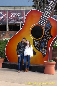 Ryan & Lyndzee Snow - Opry - Global Nashville 2018 1584