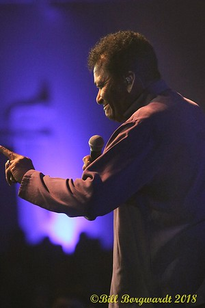 March 22, 2018 - Charley Pride at the River Cree Casino