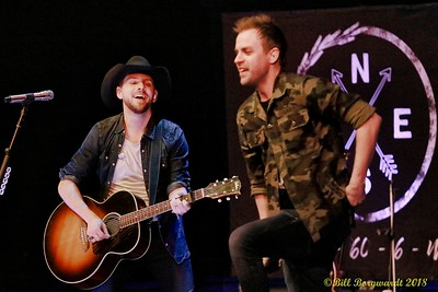 Brett Kissel & Dan Davidson at Jube 460
