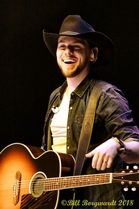 Brett Kissel at Jube 118