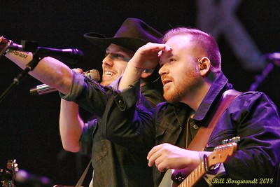 Brett Kissel & Matty McKay at Jube 253
