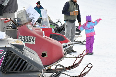 DSC_9708 line of antique sleds