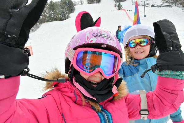 Ski Runners Last Day 031518