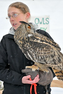 DSC_6393 jessica snyder,,of New England Falconry,,with a Eurasian Eagle Owl