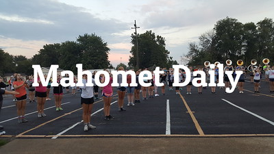 2018 Marching Band Camp