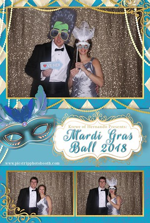 2018 Mardi Gras Ball