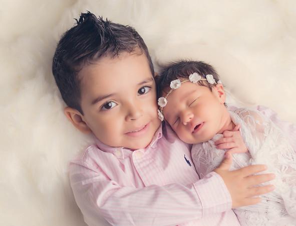 Aiden & Jocelyn Baeza sessions