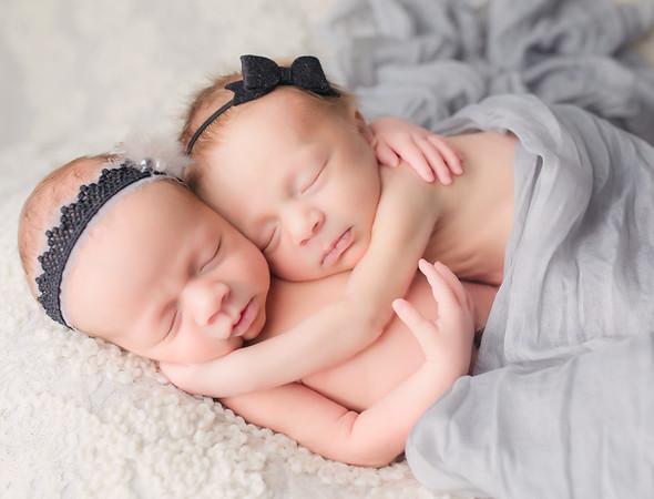 Kimber & Remi Newborn Session