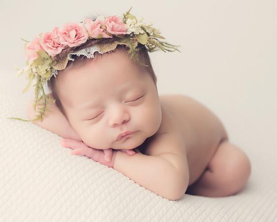 Madilyn Rivera Newborn