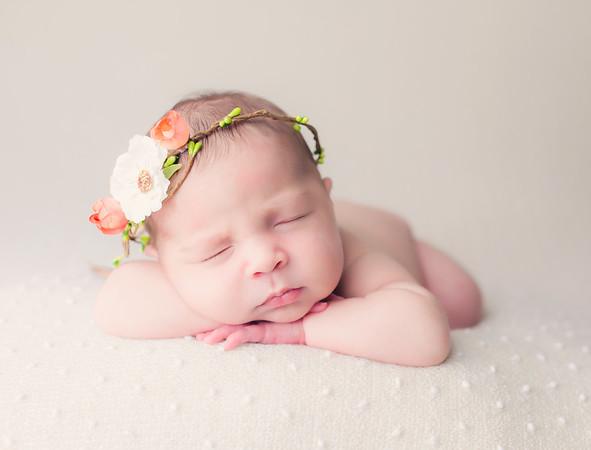 Mila Nunez Newborn