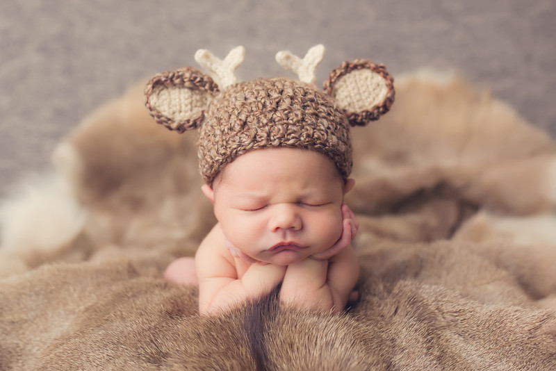Randen's Newborn Session