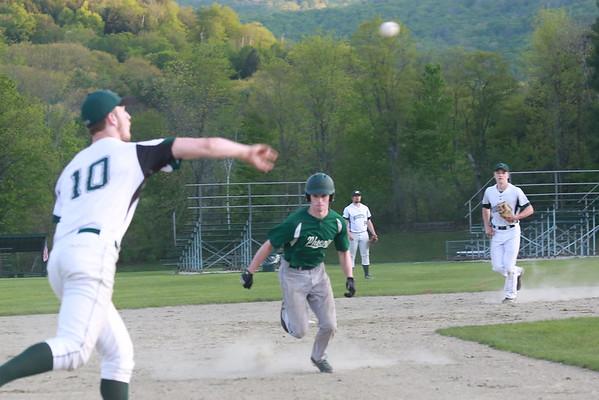 Baseball Senior Night 052418