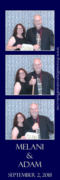 2018 - Melani & Adam's Reception