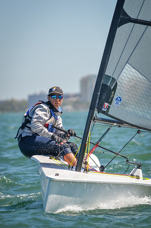 2018 Melges 14 Midwinters