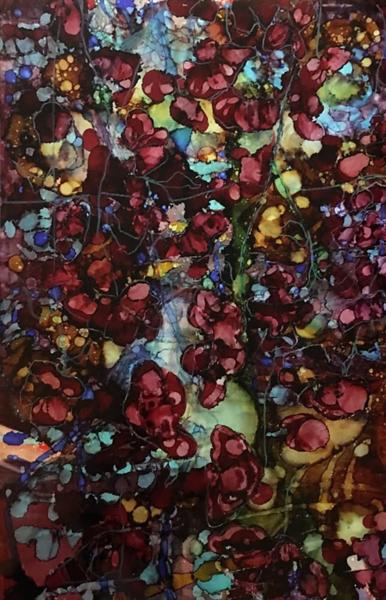 On Clustered Vine