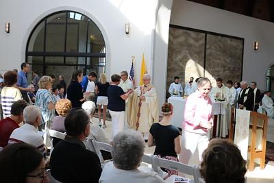 2018 Memorial Day Mass