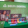 Delta Dental booth at the CBJ Middle Market Leaders event held at the Ritz-Carlton hotel.