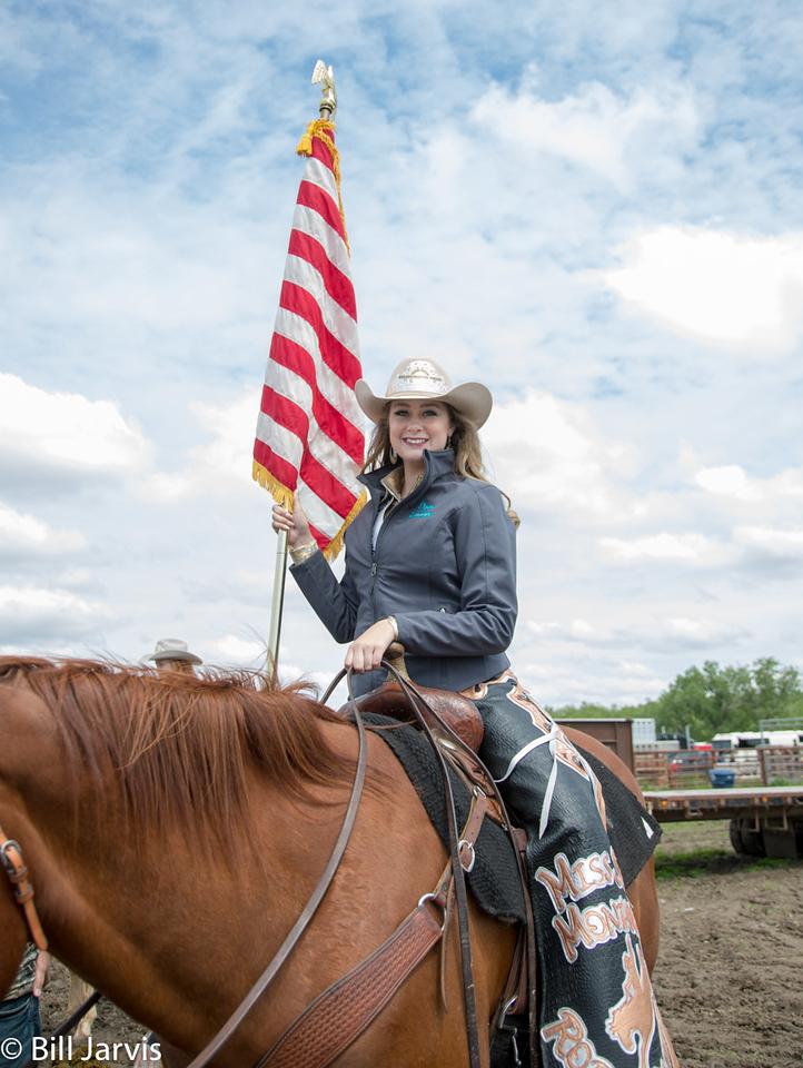 Miss Southeast Montana Rodeo Queen