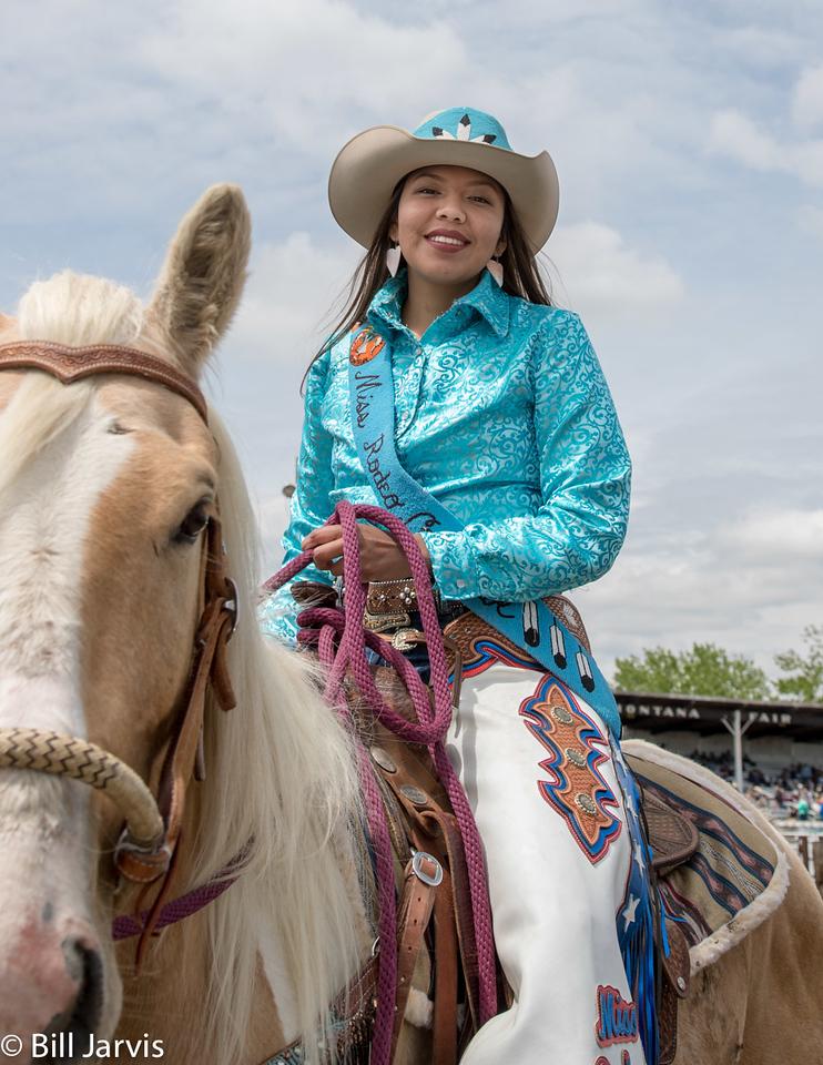Miss Rodeo Crow Fair