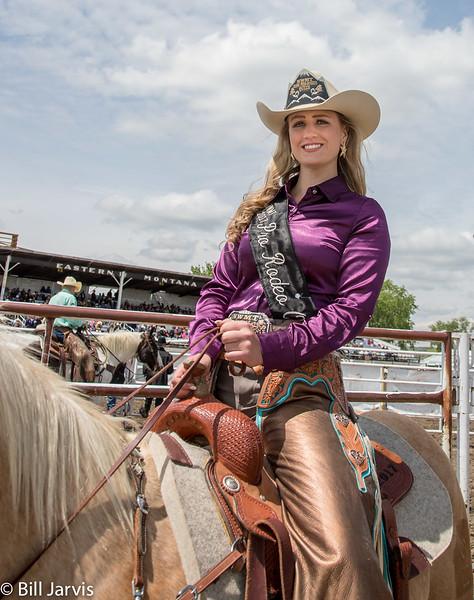 2017 Miss Pro Rodeo Queen