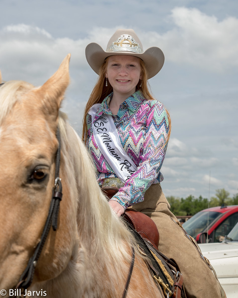 Miss Southeast Montana Rodeo Princess