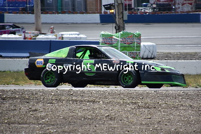 Evergreen Speedway, June 9, 2018