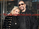 NEW YORK - MARCH 29:  Ice-T and Coco at 2018 New York International Auto Show Gala Preview at the Jacob Javits Center on March 29, 2018 in New York City. (Photo by Gregory Partanio/ManhattanSociety)