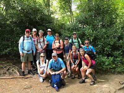 2018 Mt. LeConte T&E 30th