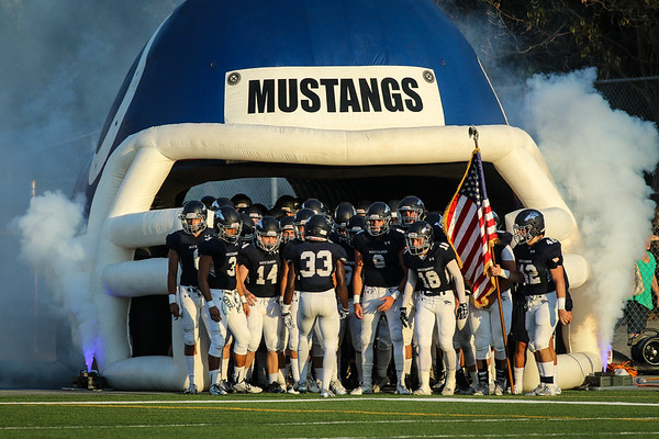 2018 Mustang Football