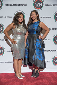 NEW YORK, NY - OCTOBER 9: 2018 National Action Network's Annual Triumph Awards at the Jazz at Lincoln Center  on Tuesday,  October 9, 2018, in New York, NY, USA. (Photo by Mike Ware / RedCarpetImages.net for NAN)