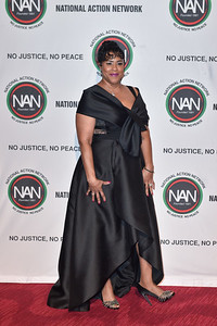 NEW YORK, NY - OCTOBER 9: 2018 National Action Network's Annual Triumph Awards at the Jazz at Lincoln Center  on Tuesday,  October 9, 2018, in New York, NY, USA. (Photo by Aaron J. / RedCarpetImages.net for NAN)