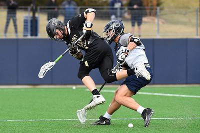 NCAA MLax (Scrim): Army at Penn State; 1/27/18